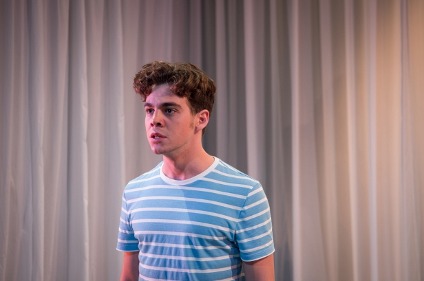 Jonathan Hickey in The Fantasticks (c) Marnya Rothe