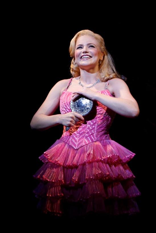 Suzie Mathers in WICKED (c) Andrew Ritchie